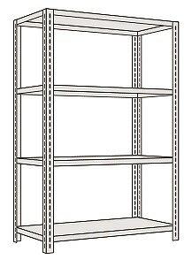 サカエ 開放型棚 LFF8744