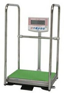 手すり付きデジタル体重計 DP-7101PW-T 福祉用具 通販