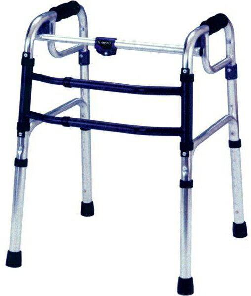 介護 歩行器 伸縮歩行器 スライドフィット H-0188 リハビリ 歩行補助 高齢者用 hkz 福祉用具 通販