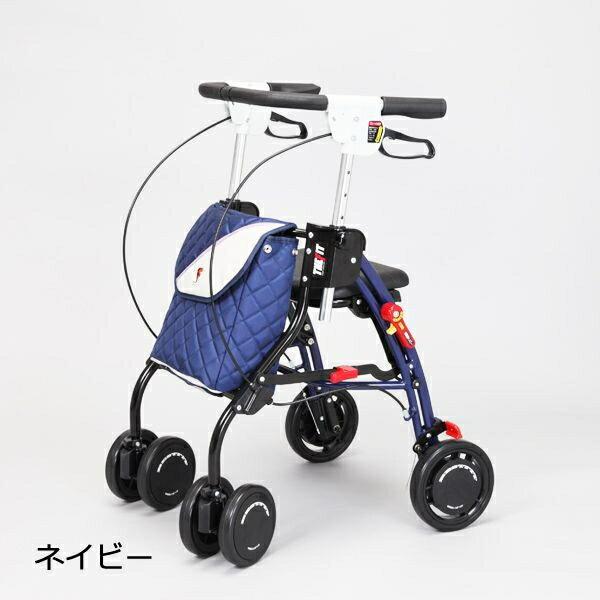 歩行車 ザフィット TF-0438 hkz 福祉用具 通販
