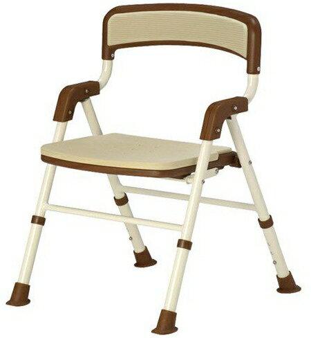 風呂椅子 シャワーバスターII 折りたたみタイプ 113820 シャワーベンチ 介護用品