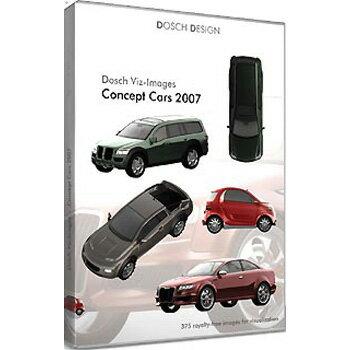 DOSCH DESIGN DOSCH Viz-Images: Concept Cars 2007 DVI-COCA07