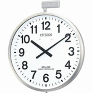 【代引手数料無料】リズム時計 ポールウェーブSF 4MY611-N19