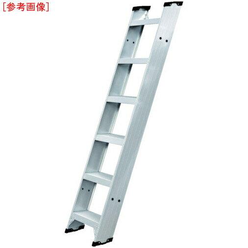 長谷川工業 ハセガワ アルミ製 踏ざん幅広1連はしご FLW2.0型 3.6m 4968757115360