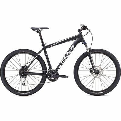 FUJI FUJI(フジ) NEVADA 27.5 1.5D 15 3×8speed BLACK/SILVER マウンテンバイク 17NVDABK15