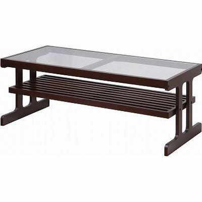 市場 Glass Living Table -sim- T-2828DBR