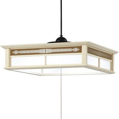 【代引手数料無料】小泉産業 コイズミ照明 LED和風ペンダント BP15776P E436262H【納期目安:1週間】