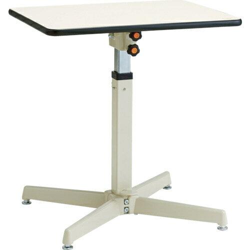 丸善精工 丸善 ローハイシステムテーブル(フリーロック式補助テーブル) 固定式 LHF601M