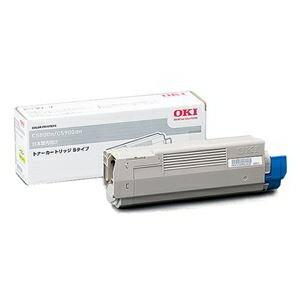 その他 沖データ OKI トナーカートリッジS イエロー TNR-C4CY3 1個 ds-960816