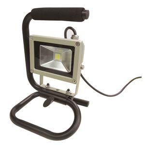 その他 (業務用5個セット) trad LED投光器 防水/屋外用/省エネ/長寿命 SLW-5W AC100  ds-1671253