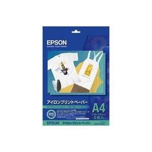 その他 (業務用50セット) エプソン EPSON アイロンプリント紙 MJTRSP1 A4 ds-1732279