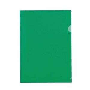 その他 (業務用100セット) ジョインテックス カラーホルダー A4緑20枚 D611J-GR ds-1735810