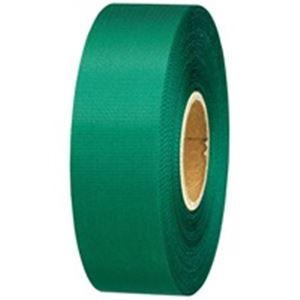 その他 (業務用10セット) ジョインテックス カラーリボン緑 24mm*25m 10個 B824J-GR10 ×10セット ds-1738736
