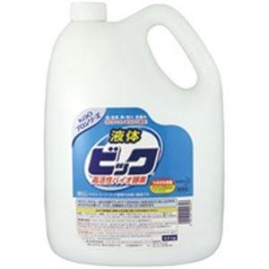 ��他 (業務用10セット) 花王 液体ビック �イオ酵素 4.5L ds-1739415