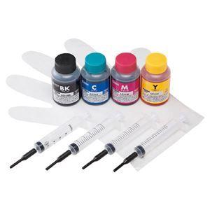 その他 (まとめ)サンワサプライ 詰め替えインク INK-LC11BS60S【×2セット】 ds-1756613