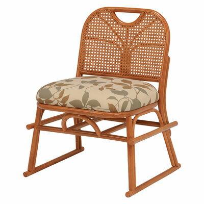 HAGIHARA(ハギハラ) 【2個セット】楽々スタッキング座椅子(ナチュラル) RZ-220NA 2101733900