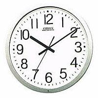 シチズン 電波掛時計「パルウェーブM603B」 4MY603-B19