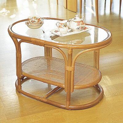 今枝商店 Romantic Rattan テーブル T35