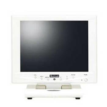 クイックサン 8.0インチ TFTタッチパネルモニタ(800x600/パールホワイト) QT-802P-AV-TP