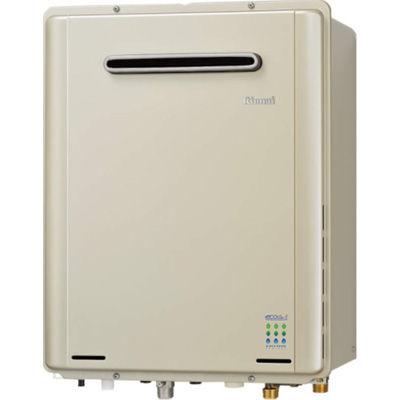 【代引手数料無料】リンナイ ecoジョーズ フルオートタイプ 24号 屋外壁掛型 ガスふろ給湯器 RUF-E2405AW(A)