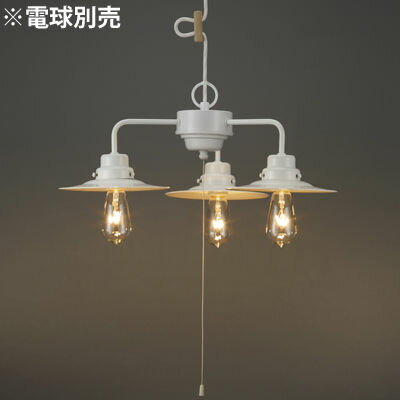 【代引手数料無料】後藤照明 レトロ調ペンダント照明(電球無し) GLF-3302X