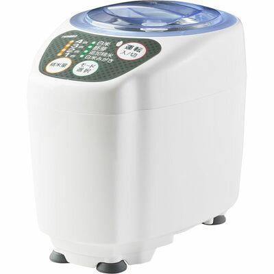 【代引手数料無料】ツインバード コンパクト精米器精米御膳(ホワイト) MR-D572W