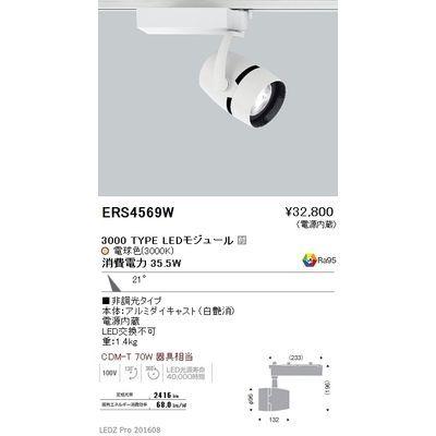 遠藤照明 LEDZ ARCHI series スポットライト ERS4569W