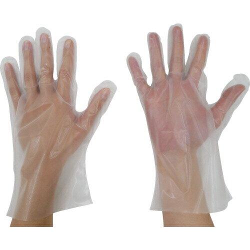 東京パック 東京パック エンボス手袋五本絞りエコノミー化粧箱L EEKL