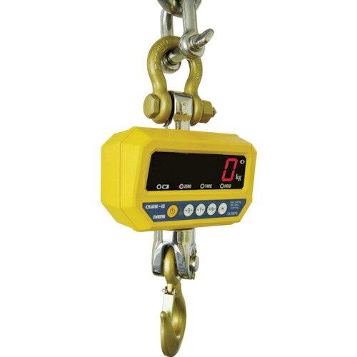守隨本店 SHUZUI 電子式吊秤「コスモツインワーク」 秤量1000kg 目量0.5kg 1SPTW