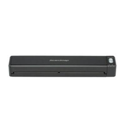 【代引手数料無料】富士通 A4モバイルスキャナ ScanSnap iX100(ブラック・2年保証モデル) FI-IX100A-P FIIX100AP【納期目安:約10営業日】