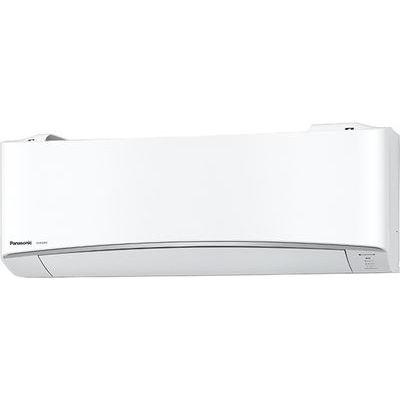 パナソニック 家庭用ルームエアコン(内機、外機セット) CS-EX287C-W【納期目安:1週間】