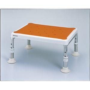 その他 パナソニックエイジフリーライフテック 浴槽台 バススツール軽量レギュラー(3)2025 オレンジ PN-L10825D ds-1548221