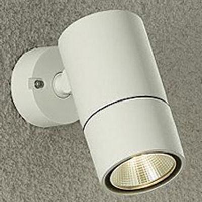 【代引手数料無料】DAIKO 大光電機 アウトドアスポットライト 白色 cf612-WH