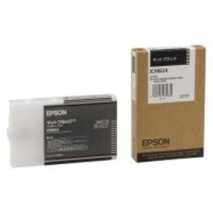 その他 (業務用10セット) EPSON エプソン インクカートリッジ 純正 【ICMB24】 マットブラック(黒) ds-1734603