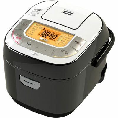 アイリスオーヤマ 米屋の旨み 銘柄炊き ジャー炊飯器10合 RC-MB10-B