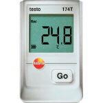 【送料無料!TRUSCO工具が安い(トラスコ中山)】テストー ミニ温度データロガUSBインターフェイス付セット TESTO174TS [368-9344] 【温度計・湿度計】[TESTO174T-S]