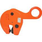 【送料無料!各種クランプが激安特価】日本クランプ 形鋼つり専用クランプ 1.0t AST1 [106-6226] 【吊りクランプ】[AST-1]