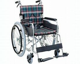 自走用スタンダードモジュール車いす SMK50-3843AK 座幅38cm イエローブルー (車椅子 軽量 折り畳み 車イス 車いす 自走用 介護 折りたたみ式 お洒落 ) 【敬老の日】