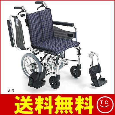 介助用スリムタイプ車椅子 TC SKT-2 ドラムブレーキ付 [ ミキMiki ]車いす 車イス介護用品(介護用品 車いす 車イス) 【敬老の日】