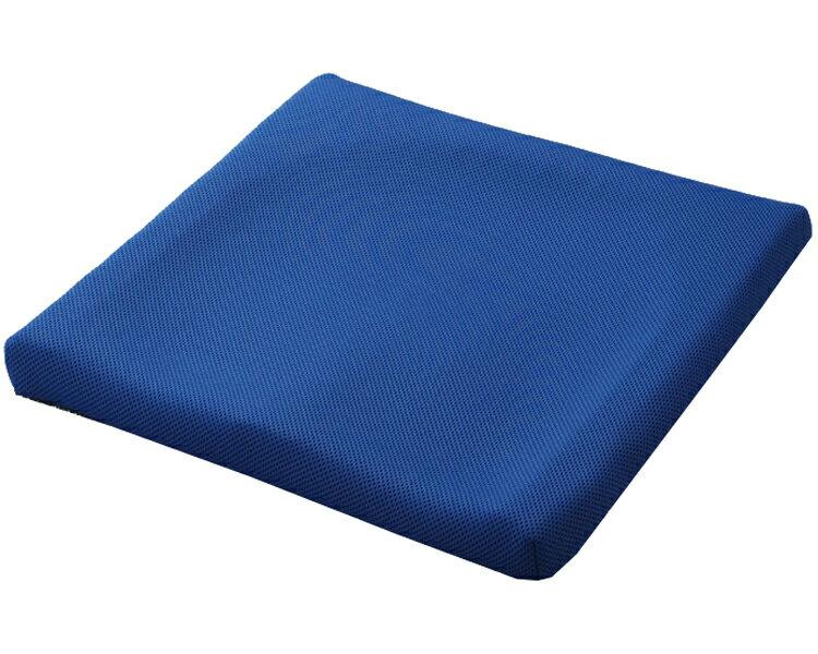 ピタ・シートクッション55 / PT002B ブルー[ 日本ジェル] 車椅子 関連     福祉 褥瘡 【敬老の日】