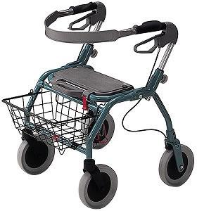 シルバーカー・歩行器歩行補助車オパルOPAL[歩行器][介護用品][リハビリ]歩行訓練 【敬老の日】