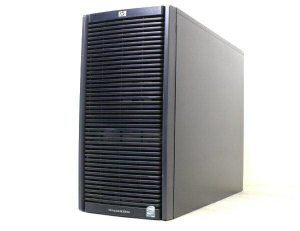 hp ProLiant ML350G6 XeonE5520/6GB/146GB*2/RAID/DVD/AC*2 【中古】【20151207】