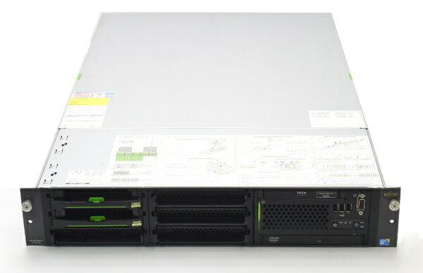 富士通 PRIMERGY RX300S5 XeonX5570/8GB/146GB*2/RAID/DVD/AC*2 【中古】【20160425】