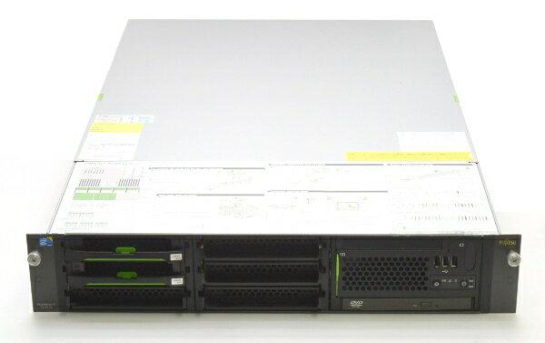 富士通 PRIMERGY RX300S6 XeonL5630-2.13GHz*2/16GB/300G*2/RAID 【中古】【20160511】