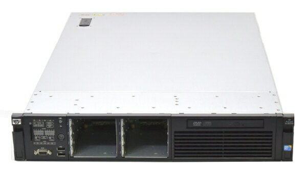 hp ProLiant DL380G6 XeonE5540-2.53GHz*2/36GB/RAID/DVD/AC*2 【中古】【20160517】