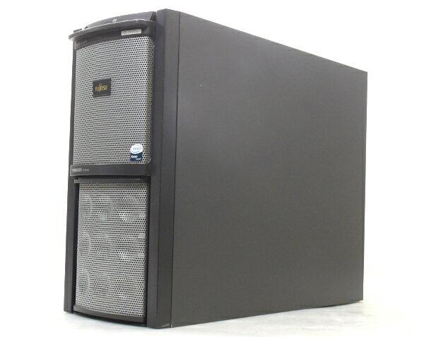 富士通 PRIMERGY TX150S6 XeonE3110/2GB/73GB*4/RAID/DVD 【中古】【20160902】