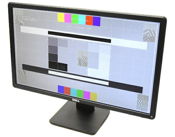 DELL E2314H 23インチワイド非光沢パネル、フルHD 1920x1080ドット DVI-D/アナログRGB入力 【中古】【20170210】