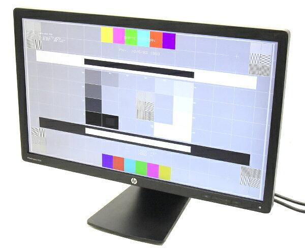 hp EliteDisplay E231 23インチワイド非光沢パネル フルHD 1920x1080ドット DVI-D/アナログRGB/DisplayPort入力 【中古】【20170223】