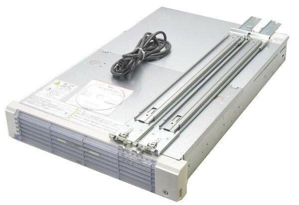 NEC Express5800/R120e-2E Xeon E5-2407v2 2.4GHz*2 32GB 300GBx2台 (SAS2.5インチ/6Gbps/RAID1構成) DVD-ROM RAID 【中古】【20170428】