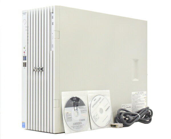 NEC Express5800/Y56Xg-E Xeon E5-1620v3 3.5GHz 8GB 500GBx2台構成 QuadroK620 DVDマルチ Windows7Pro64bit 【中古】【20170428】